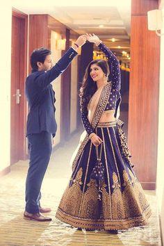 55 Trendy Ideas For Bridal Lehenga Choli Red Anarkali Wedding Wear, Desi Wedding, Wedding Couples, Wedding Suits, Wedding Shoot, Wedding Attire, Indian Wedding Couple Photography, Wedding Photography Poses, Winter Photography