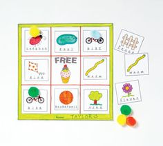 Free Summer Craft Printables and Ideas