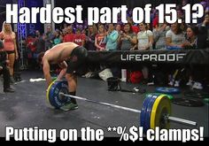 The struggle is real. Crossfit Memes, Crossfit Gym, Gym Humour, Struggle Is Real, Fit Chicks, Earn Money, Healthy Foods, Workout, Box