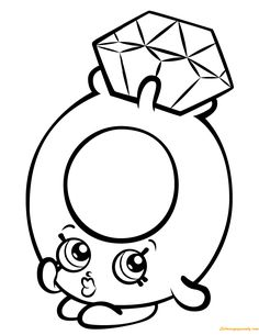 Your mouth will water with these new Shopkins Coloring Pages, but don't eat the crayons. Here we have tons of wonderful Shopkins characters! Collect and color them all Shopkins Coloring Pages Shopkins Coloring Pages Free Printable, Shopkin Coloring Pages, Blank Coloring Pages, Coloring Pages For Girls, Cartoon Coloring Pages, Coloring For Kids, Coloring Sheets, Coloring Books, Free Coloring
