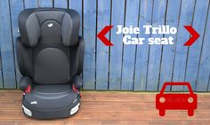 Joie Trillo Car seat review