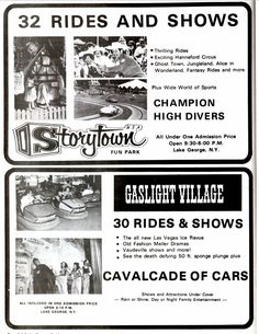 Lake George NY Guide To Hotels, Restaurants, Events, Attractions Nice Memories, Childhood Memories, Vintage Advertisements, Vintage Ads, Lake George Ny, Places In New York, Essex County, The Great Escape, Roadside Attractions