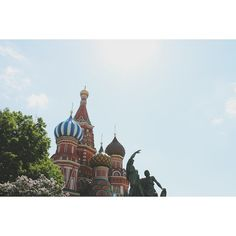 Saint Basil's Cathedral, #Moscow