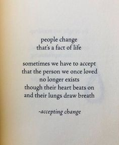 BEST LIFE QUOTES    People change that's a fact of life.. – Malia K. Auri —via https://ift.tt/2eY7hg4