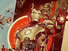 Martin Ansin | Iron Man 3 | Reelizer