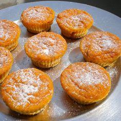 Queques de cenoura e laranja   SAPO Lifestyle