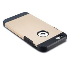 Luxury Bend Protective Extra Slim SPIGEN SGP Armor TPU Case For iPhone6 Plus via Luxury Defence. Click on the image to see more!