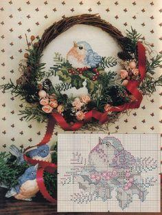 Читайте також 30 схем вишивки птахів Новорічні мотиви. 40 схем вишивки Новорічна вишивка: ідеї та схеми Вишиті торбинки для подарунків на Різдво Найбільша колекція схем … Read More