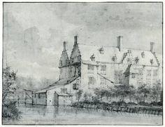 Kasteel Teilingen - Sassenheim (1646=1647) thans ruine