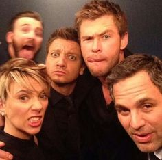 Photobomb by Cevans.
