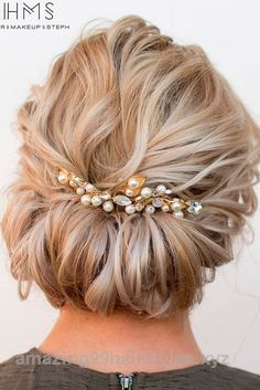 Awesome Gorgeous Prom Hairstyles for Short Hair ★ See more: :  The post  Gorgeous Prom Hairstyles for Short Hair ★ See more: :…  appeared first on  Amazing Hairstyles .