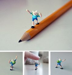 Adventure Time figurines by Oviot