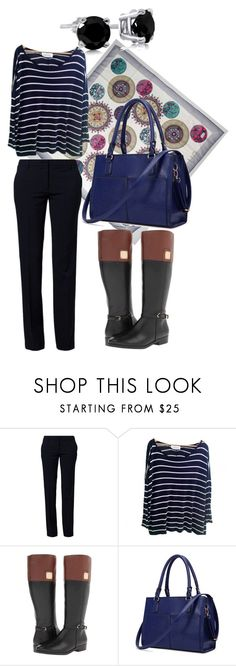 """""""Autumn, Winter"""" by natali-lapshina ❤ liked on Polyvore featuring Benetton, Zara and Tommy Hilfiger"""