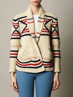 ISABEL MARANT ETOILE  Kiliann cardigan.  I think I might have to dedicate a board to Isabel marant I love her work so much.