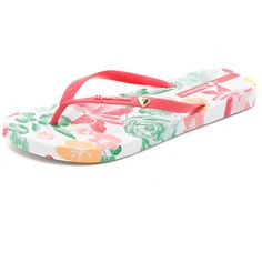 5759882e53ab8 Ipanema Amazonia Flip Flops ( 27) ❤ liked on Polyvore featuring shoes