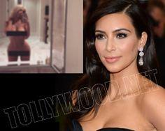 kim kardashian posts naked selfie online