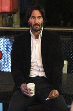 Keanu Reeves Photos: Keanu Reeves Films 'John Wick 2'