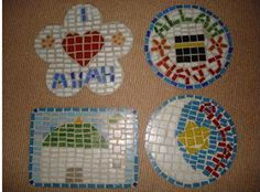 Islamic Mosaic Art by ILMA Education: