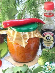 Домашний соус табаско