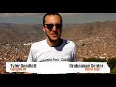Video Review Volunteer Tyler Goodlett Peru Cuzco Orphanage program https://www.Abroaderview.org #volunteer #peru #cusco #cuzco #abroaderview #orphanage