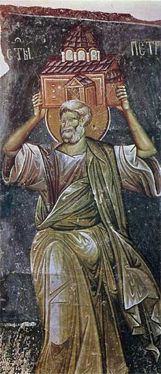 Manastir Zica, Srbija, oko 1311.