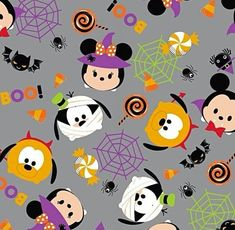 JOANN carries Halloween fabrics in a variety of unique designs & prints. From spooky & silly spiders, bats & pumpkins to character fabrics, JOANN has it Halloween Fabric, Halloween Prints, Scary Halloween, Halloween Themes, Disney Halloween Decorations, Halloween Doodle, Halloween Wallpaper Iphone, Disney Phone Wallpaper, Fall Wallpaper