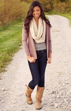 Fall Fashion. Soooo cute!