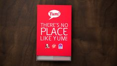 New hire kit mailed to all new employees of Yum! before their first day