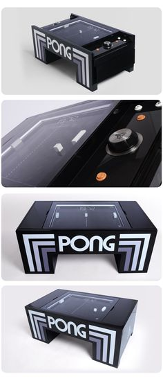 Pong in real life