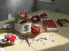 Acorn DVD does a Great British Bakeoff For Comic Relief #RedNoseDay