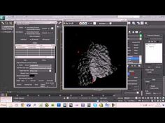 Basic Normal-Map Baking using 3Ds Max - YouTube