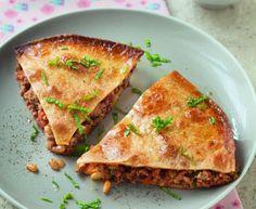 Arayess (pain farci libanais) : Recette de Arayess (pain farci libanais) - Marmiton