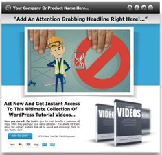 Make your own Wordpress Training Videos Private Label, Texts, Acting, Wordpress, Training Videos, Ads, Mixer, Software, Collection