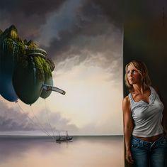 Roland H. Heyder nació en Alemania ha estado activo como artista en el campo profesional desde 1981. Su obra refleja su gran amor por la autonomía expresiva y gran atención por el detalle.