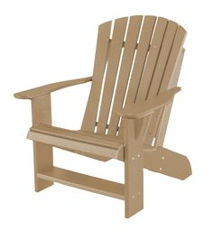Outdoor Little Cottage Wildridge Two-Tone Recycled Plastic Adirondack Chair Tudor Brown/Black Recycled Plastic Adirondack Chairs, Polywood Adirondack Chairs, Outdoor Chairs, Outdoor Decor, Adirondack Furniture, Outdoor Lounge, Outdoor Lighting, Indoor Outdoor, Shopping
