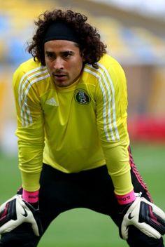 Guillermo Ochoa #teamo