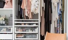 15 Organized Closets That We Can't Stop Staring At