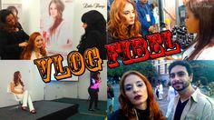 Vlog FIBEL: Workshop Wella - Encontro Gllendex/Kostume