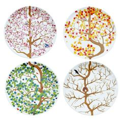 #Affiliate #Season #Fall #Autumn #Spring #Summer #Winter  #Dinnerplate #ServingDish #Puhlmann #4Seasons #seasons #HomeAccessories #KitchenAccessories #HomeDecor #HomePorn #KitchenPorn