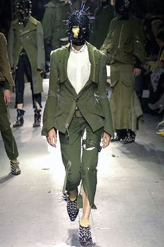 Junya Watanabe Fall 2006 Ready-to-Wear - Collection - Gallery - Style.com