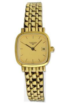 Longines La Grande Classique Presence Quartz Ladies watch, model number - L4.276.6.32.6