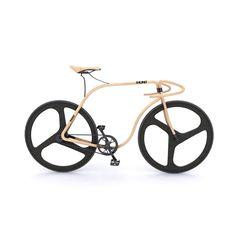 A finales de 2010 el diseñador inglés Andy Martin recibió la petición de Thonet de crear una bicicleta de carretera usando su proceso de...