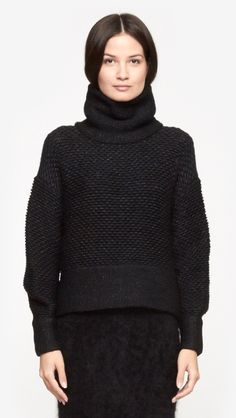 Runway Turtleneck by Helmut Lang