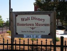 While in Marceline, MO, be sure to visit the Walt Disney Hometown Museum. Disney Theme, Walt Disney, Places To Travel, Places To Go, Travel Destinations, Real Life Fairies, Vacation Spots, Vacation Ideas, Greece Vacation