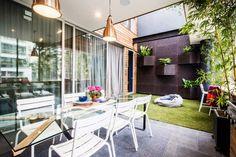 The high drama Block Glasshouse terrace reveals (Carlene & Michael: 2nd place)