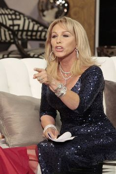 Pin for Later: Keep It Real This Halloween With the 34 Best Reality TV Costumes Lea Black From The Real Housewives of Miami