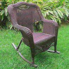 Outdoor Chairs Resin