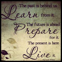 past, present,future