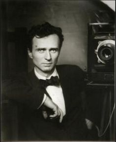 """Edward Steichen: Self Portrait, 1931  .In my opinion portraiture is more a reflection of the artist and what they what to put across in an image, rather than the sitter and who they are. You may get glimpses of a person but I believe that's it.  I chose Edward Steichen as he liked making pictures that """"Talk to people"""" and he believed that In one image you could not get a """"complete portrait of a person"""" Masters of Photography, https://www.youtube.com/watch?v=_tG1qu9d6jA"""
