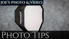 Speedlite Umbrella Softboxes - Setup & More | Photography Tips